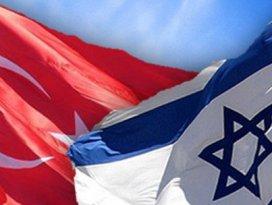 İsrailden Türkiye için bir ilk!