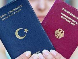 Çifte vatandaşlık için anlaşma sağlandı