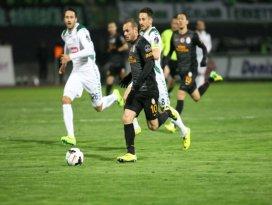 Torku Konyaspor 0 - 0 Galatasaray