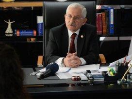 YSK Başkanı Güven: Sandığın teminatı partilerdir