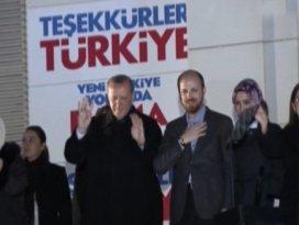 'Türkiye'nin İstiklal mücadelesine sahip çıktınız'