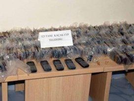 Bin 129 kaçak cep telefonu ele geçirildi