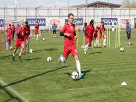 Torku Konyaspor gol çalıştı