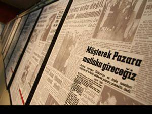 Türkiye- AB ilişkileri Konya da sergide