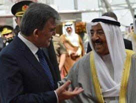 Gülden Kuveyt Emirine tarihi mektup