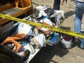 CHPli Belediye evrakları yaktı