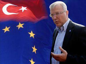 Olli Rehn, Ergenekona dikkat çekti