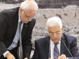 İsraili kızdıran imza