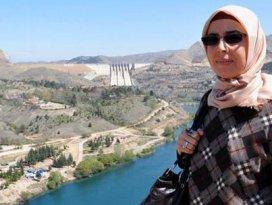 CHPli başkanın kızı AK Partiden seçildi