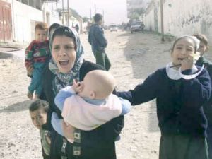 Konyadaki Camilerden Filistine Yardım Eli