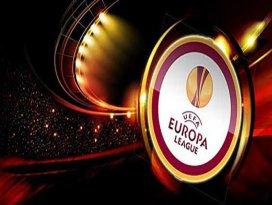UEFA Avrupa Liginde rakiplerimiz belli oldu