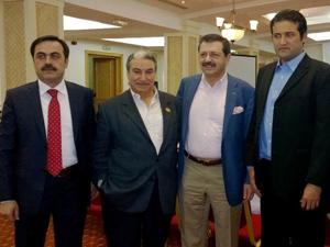 Öztürk, İslam Ticareti ve Sanayi Odası 30.Genel Kurulunda