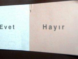 MHP ve CHPye itiraz şoku