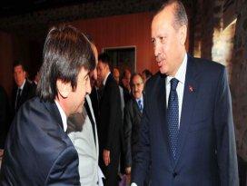 Acun ve Rıdvan Dilmen Başbakan ile görüştü