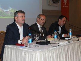 AK Partili Başkanlar buluştu