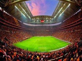 Dünya devleri Türk Telekom Arenada!