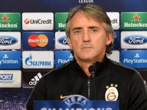 Mancini: Gitmek istiyorum