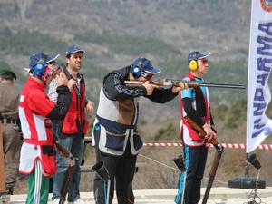 Beyşehirde avcılık ve atıcılık şenliği