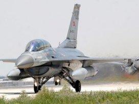 Türk jetleri 3 ayda 94 kez taciz edildi