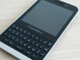 Blackberrynin yeni modeli ortaya çıktı