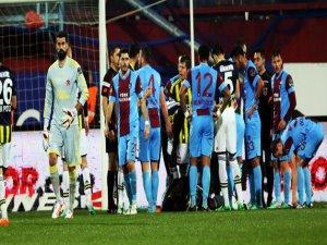 Trabzonspor-F.Bahçe maçı için karar zamanı