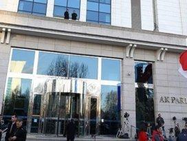 AK Parti Seçim Strateji Toplantısı başladı