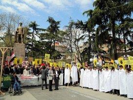 Türkiye idama sessiz kalmadı