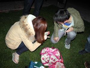Konyada Koreli turiste hırsızlık şoku