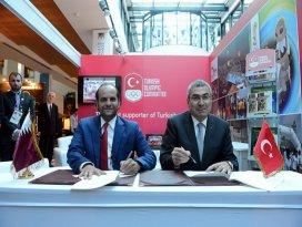 Türkiye ile Katar arasında iş birliği protokolü