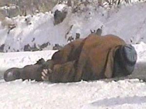 Donan su borusunu tamire gitti donarak öldü