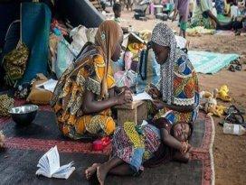 BMden Orta Afrikaya barış gücü