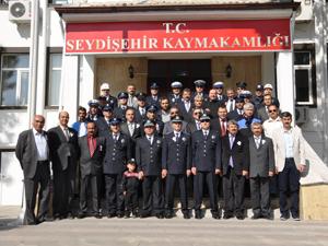 Türk Polis Teşkilatının 169. Kuruluş Yıldönümü
