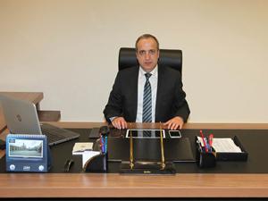 Ali Ziya Yalçınkaya başkan yardımcısı oldu