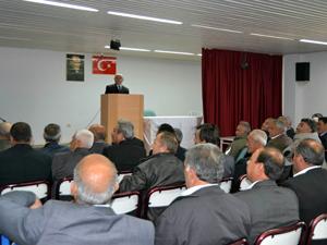Kuluda muhtarlara eğitim semineri