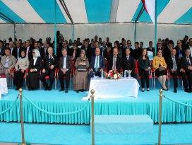 Türk Polis teşkilatı'nın kuruluşunun 169. yıldönümü kutlamaları