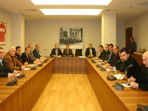Bank Asya kulüp başkanları toplandı