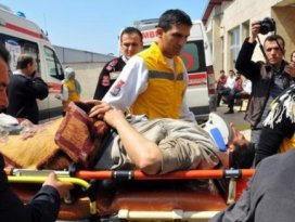 TTKnın maden ocağında iş kazası: 1 yaralı