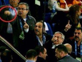 Galatasaraylılara o hareketi yaptım çünkü...