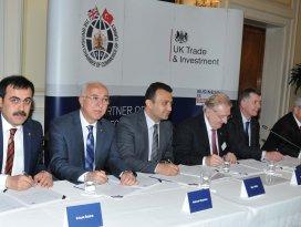 Konya Ve İngiltere Firmaları Arasında İşbirliği Artacak