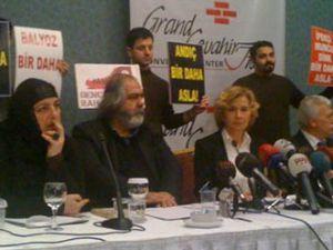 Balyozda tutuklanacak gazeteciler yargıya gidiyor