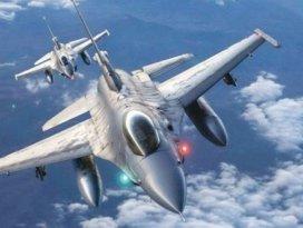 Türk jetleri Karadenizde havalandı