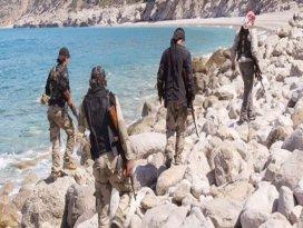 Suriyede ateş sahile indi