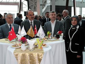 Konyada Turizm Haftası resepsiyonu