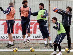 Konyaspor Dardanel maçının taktiğini denedi