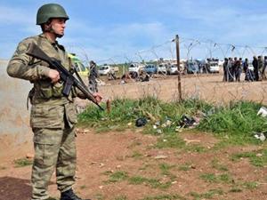 Suriye sınırında çatışma : 1 ölü