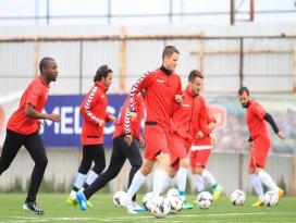 Torku Konyaspor, Çaykur Rizespor maçı hazırlıklarını sürdürdü