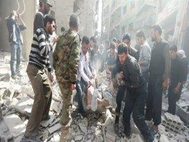 Suriyeliye yardıma terör desteği yalanı