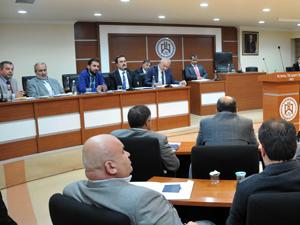 KTO'da Meslek Komiteleri İstişare Toplantısı
