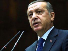 Başbakan Erdoğandan kararlı mesaj