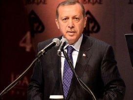 Erdoğan: Onlar avuçlarını yaladı